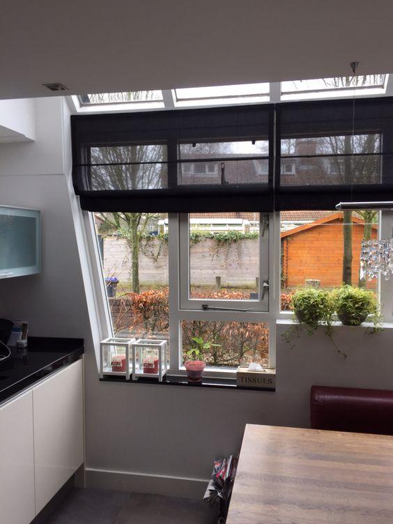 woonkamer window raamdecoratie