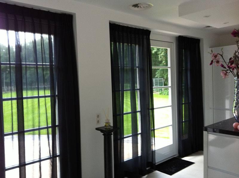 Raamdecoratie keuken mm raamdecoratie voor de keuken ilumio