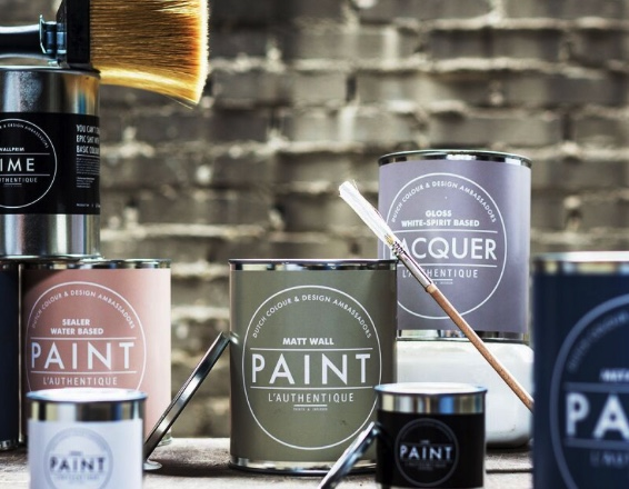 Stijlvolle kleuren voor het interieur van L'Authentique